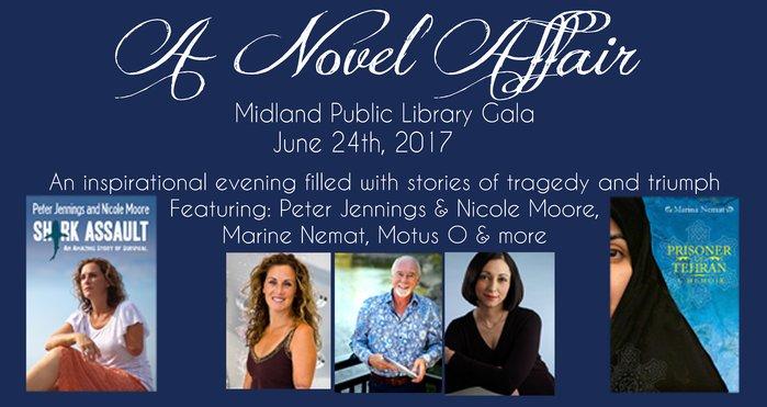 A Novel Affair: Midland Public Library Gala