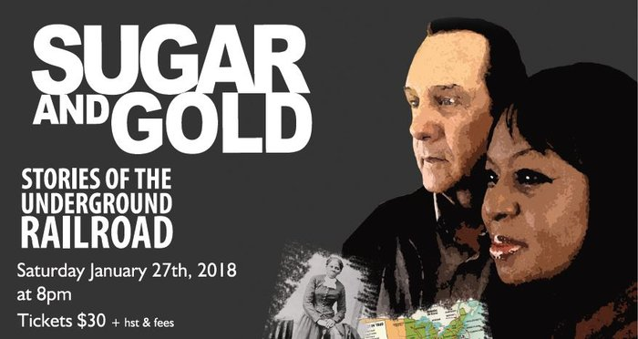 Sugar and Gold - Stories of the Underground Railroad
